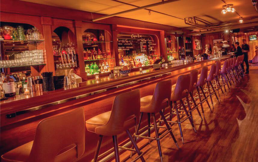 Capo Supper Club Bar